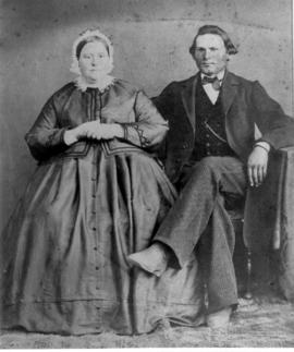 Peter and Marie (Martens) Bahnmann
