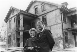 Ruth and Billy Graham in China