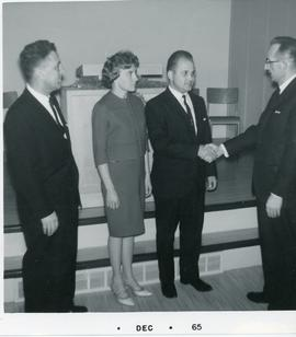 John B. Epp with others