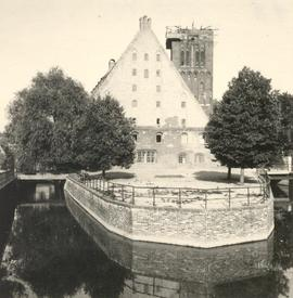 The Great Mill on the Radunia Canal in Danzig