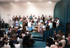 Lendrum MB Church choir