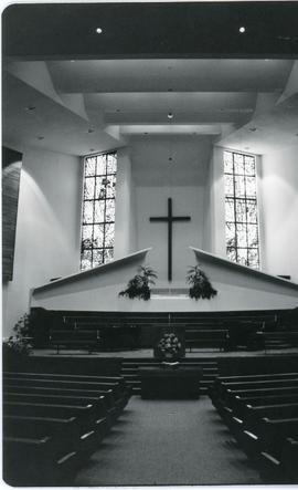 Fraserview MB Church interior
