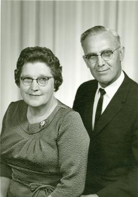Joe and Marie Wiebe