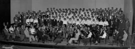 1954 Saengerfest in the Winnipeg Auditorium