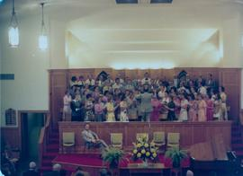Kitchener MB Church Choir