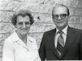 Emma and Reuben Baerg