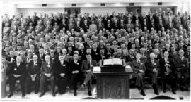 Canadian MB Conference - July 4-9, 1958 - Winnipeg