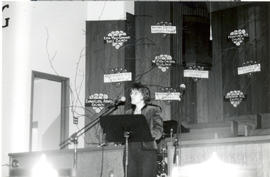 Marilyn Hudson speaking