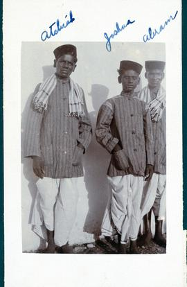3 Young Indian Men