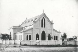 Mennonite Brethren Church building in India