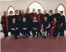 Faculty, Concord College 1999