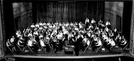 All mennonite Young Peoples Symphony Orchestra
