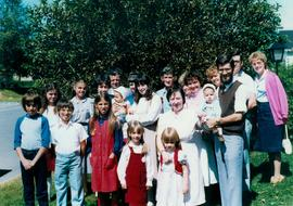 Families from Eglise Chretienne Charlesbourg