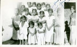 Orphans with some special friends
