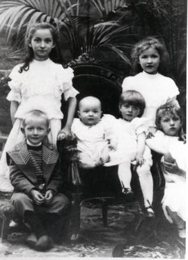 Children of Herman Herm. & Maria E. Bergman