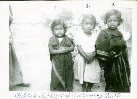 3 little Indian girls