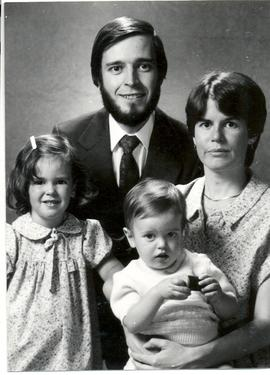 Pierre Wingender and family