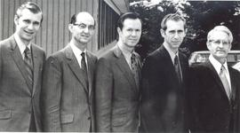 B.C. Conference Executive,  June, 1971
