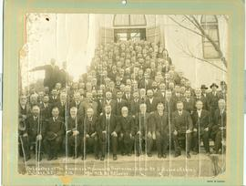 M.B. General Conference in Hillsboro, KS,  October 27-29, 1912  (2 copies)