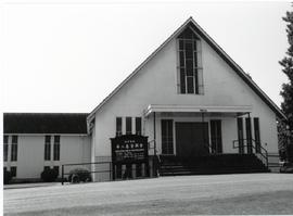Abbotsford Chinese Christian Church building.