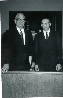 John G. Baerg and David Ewert