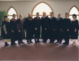 Concord College Faculty, 1997