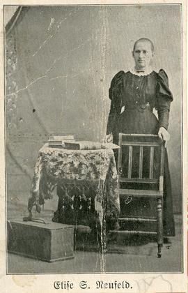 Elise S. Neufeld - Missionary to India