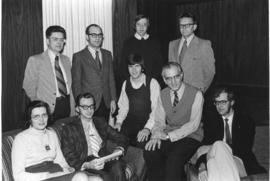 Faculty for 1972-1973