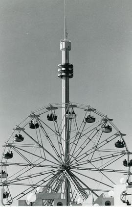Ferris wheel at Expo '67