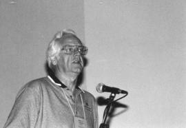 Henry Schmidt speaking