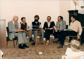 Panel discussion: John Knelsen,Peter Janzen,Peter Siemens,Dave Thiessen,John Koop