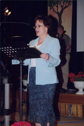Trudy Dueck, co-director, church planting in Canada