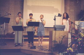 women's musical quartet