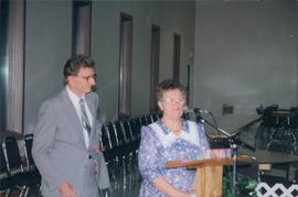 Abe & Delores Koop, retired missionaries to Brazil
