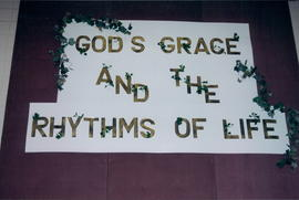 Theme: God's Grace and the Rhythms of Life