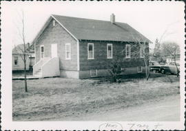 Kamsack church building, Western Gospel Mission