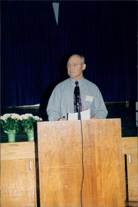 Jake Knelsen, Board of Missions chairperson