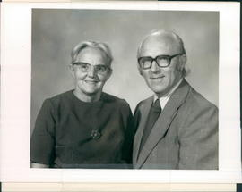 Samuel and Irma Gerber