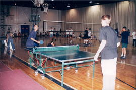 Two scenes of Ping Pong