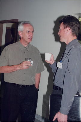 Erwin Unruh, Neil Rempel
