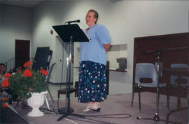 Jennifer Loewen shared testimony