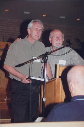 Erwin Unruh, David Thiessen