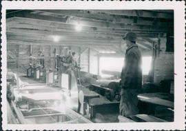 Penner & Co. sawmill operation