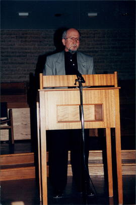 Rev. David Thiessen