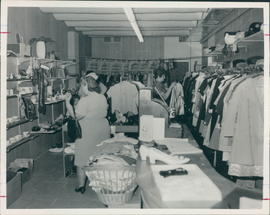 Interior View of MCC Thrift Store