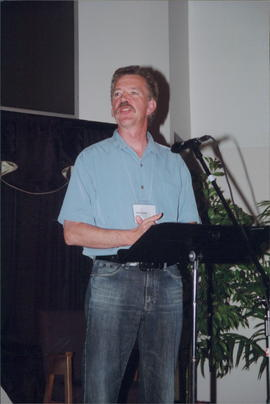 Peter Dueck, co-chair, church planting in Canada