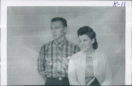 Alvin & Peggy Kleinpeter served in Mafeking MB
