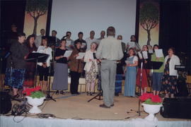 Choir of volunteers