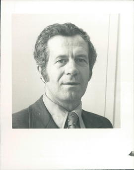 Art Driedger, executive director of MCC Manitoba, 1970-77