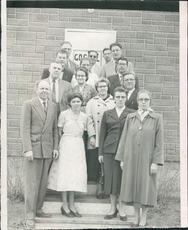 Western Gospel Mission workers